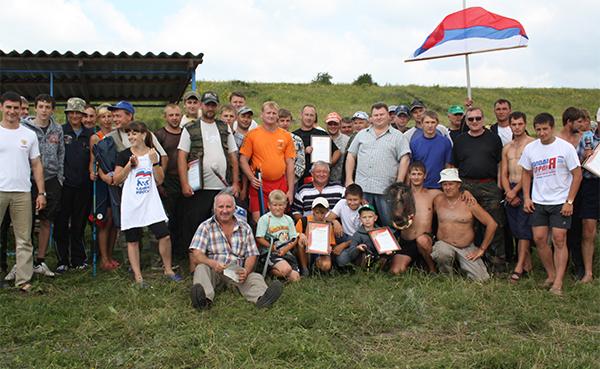 рыбалка в святославке ракитянского района